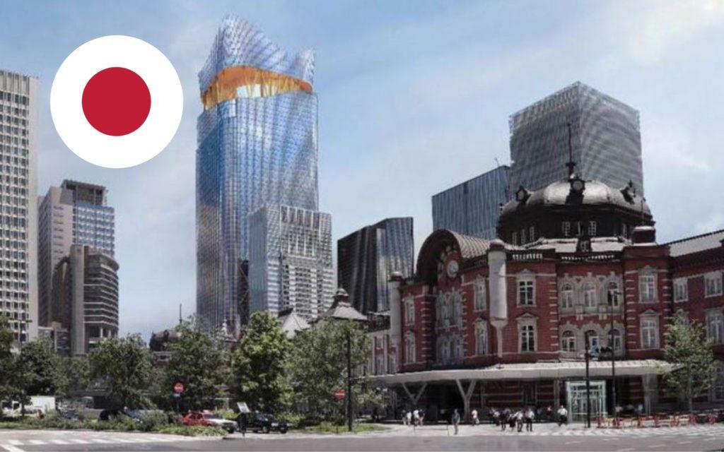  Le plus grand gratte-ciel du Japon va être construit près de la gare de Tokyo