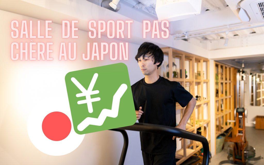 salle de sport pas chère Japon