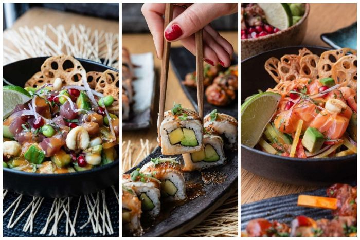 Côté Sushi cuisine nikkei promo