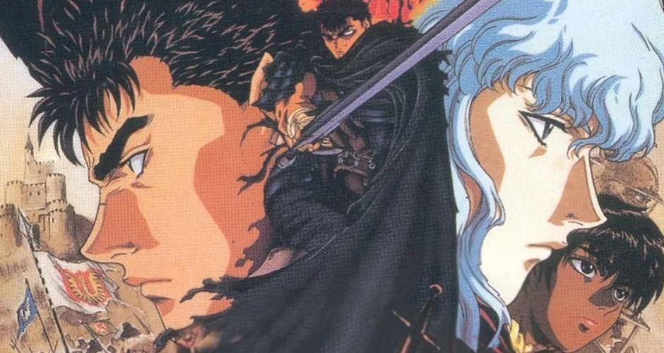 Liste des épisodes de Berserk originaux (1997)