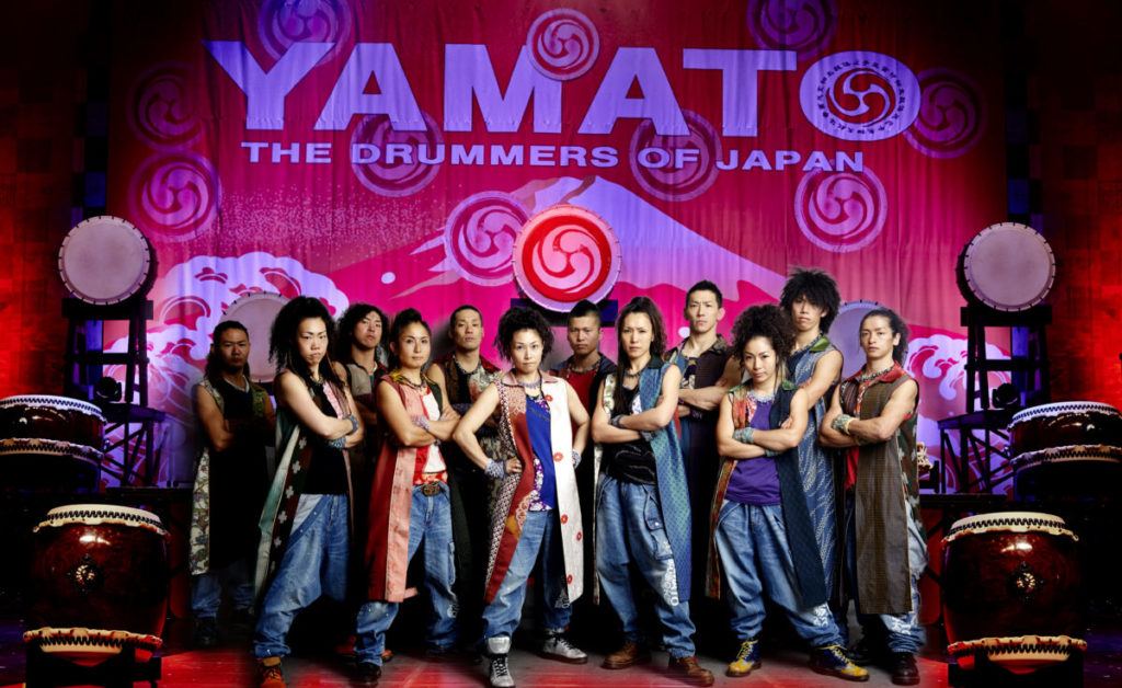 taiko gratuits streaming Yamato drummers