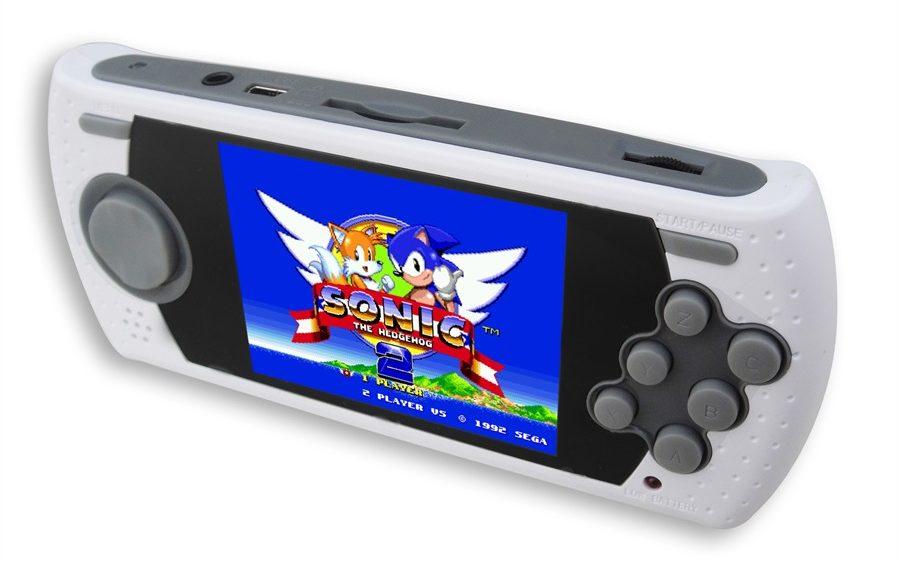 -50% sur la console de jeux portable Sega Mega Drive
