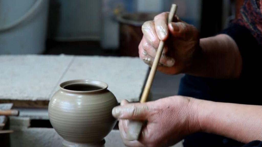 Artisanat théières japonaises