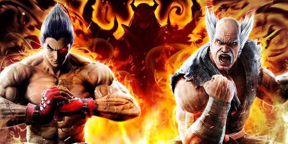 Histoire et chronologie de Tekken