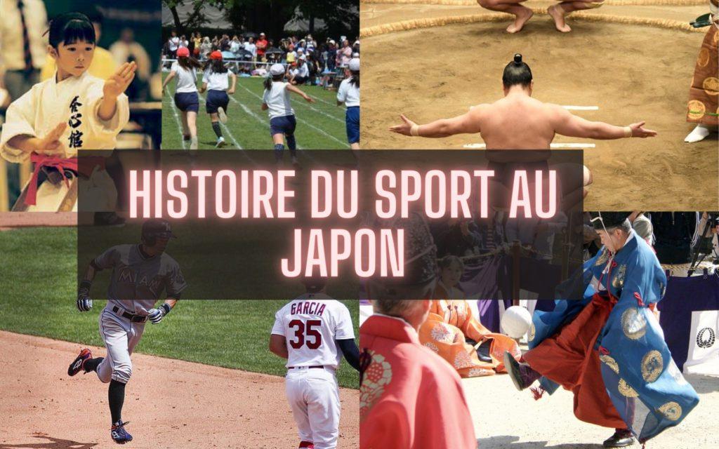 Histoire du sport au Japon