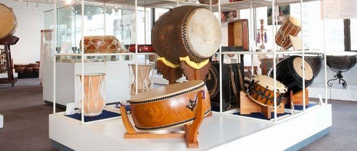 Histoire et origine des tambours traditionnels japonais taiko