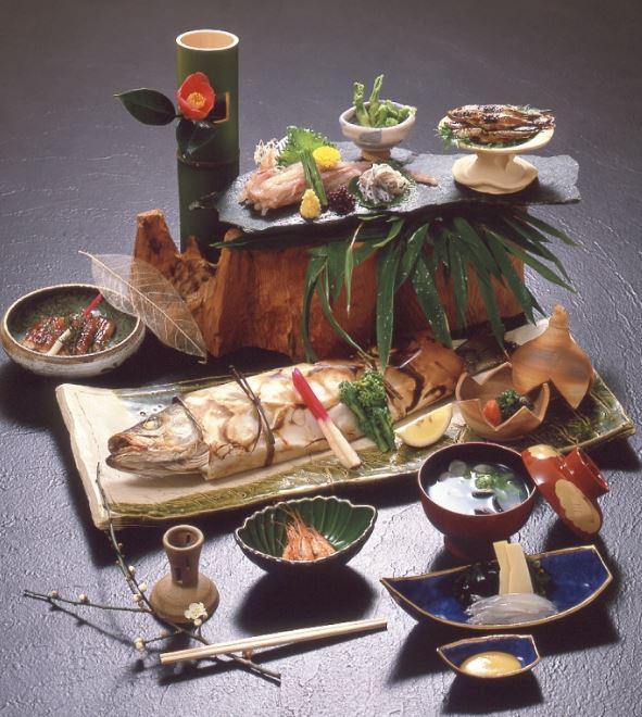 7 délices shinji 宍道湖七珍