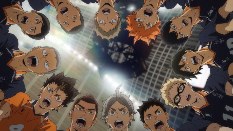 Liste des épisodes de l'anime Haikyū!!