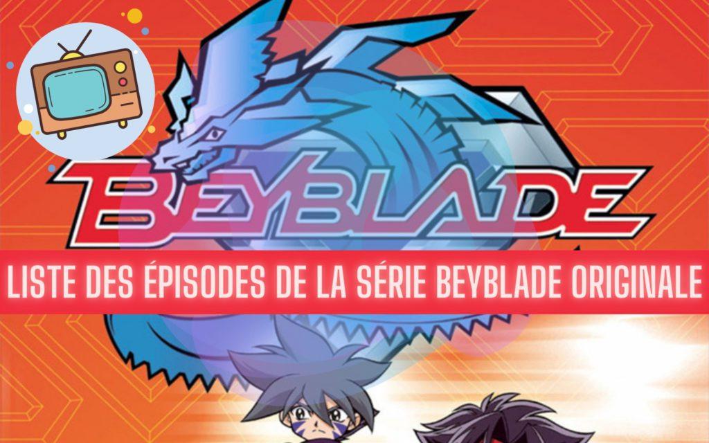 Liste des épisodes de la série Beyblade 2001