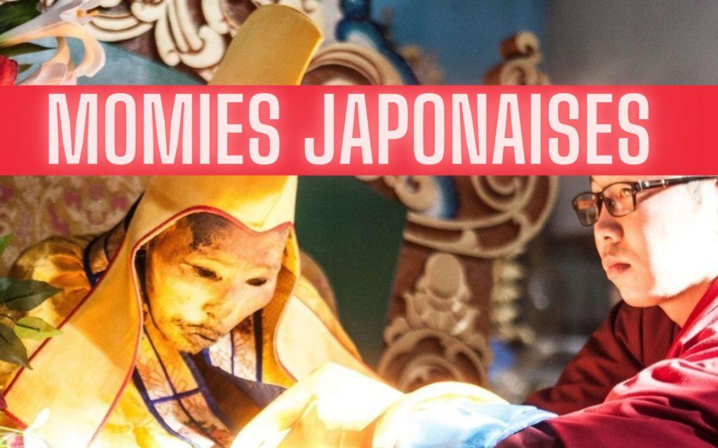 Momie japonaise moine