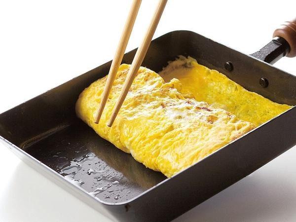 Poêle à Tamagoyaki