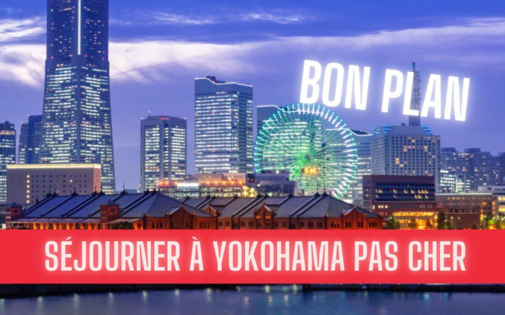 Séjourner au mois dans un hôtel de luxe japonais à Yokohama
