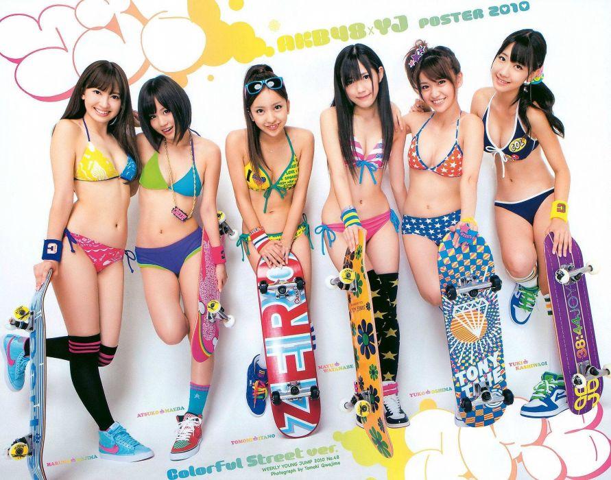 Tier list des idoles japonaises akb48