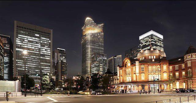 la Torch Tower tokyo