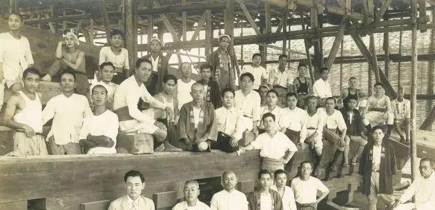 artisans Kongo Gumi