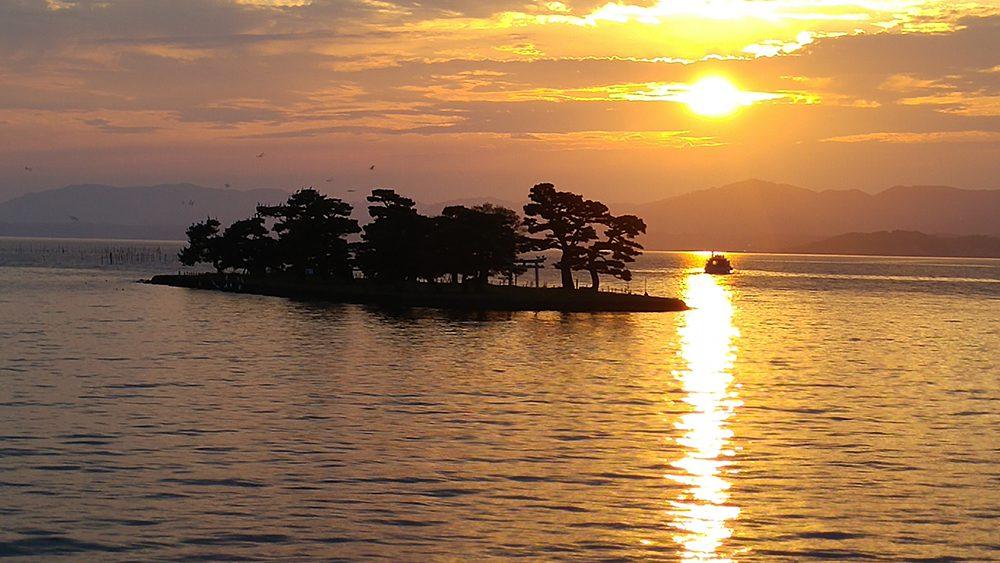 visiter lac shinji