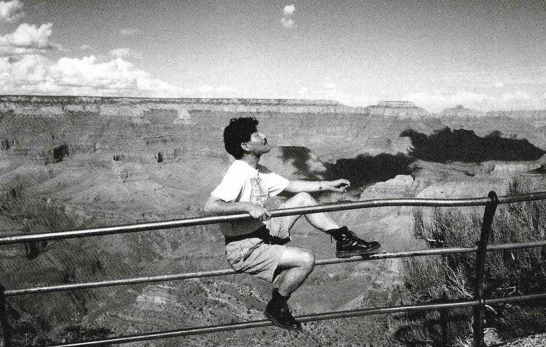Hiroshi Yoshimura grand canyon