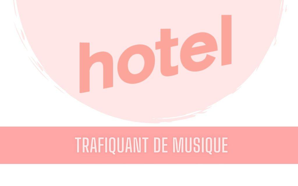 Trafiquant de Musique hotel radio paris mix