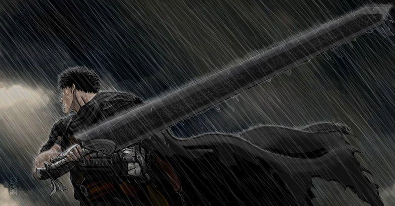 guts épée