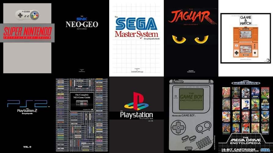encyclopédies des consoles