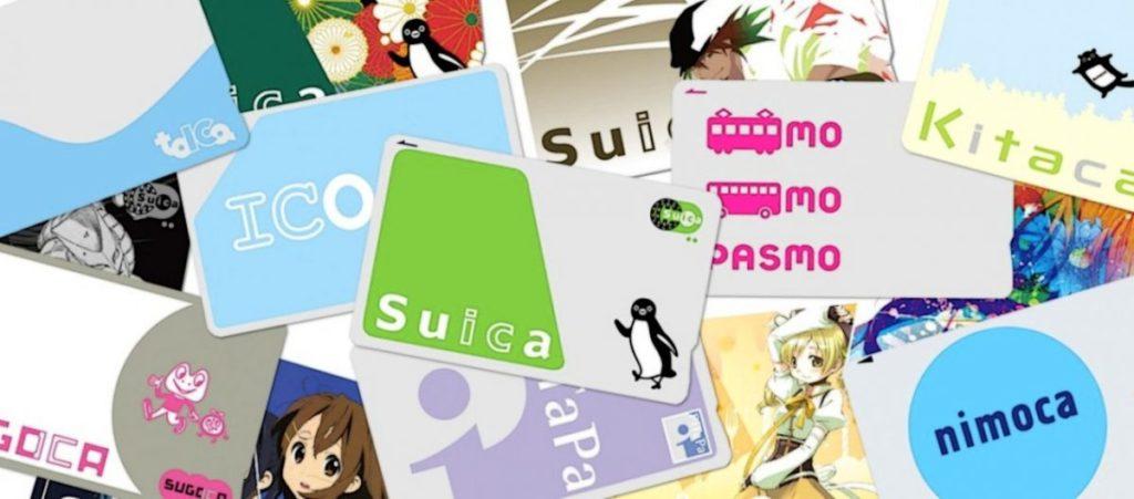 cartes ic japon