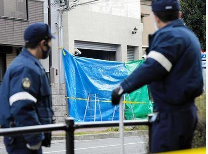 japon police crime