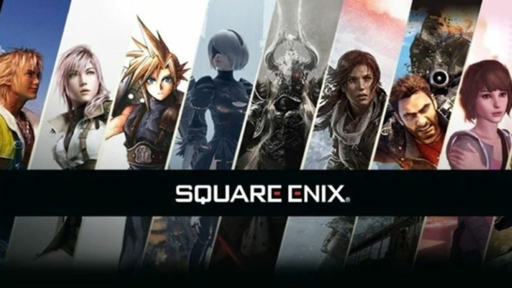 jeux Square Enix en promotion sur Nintendo Switch