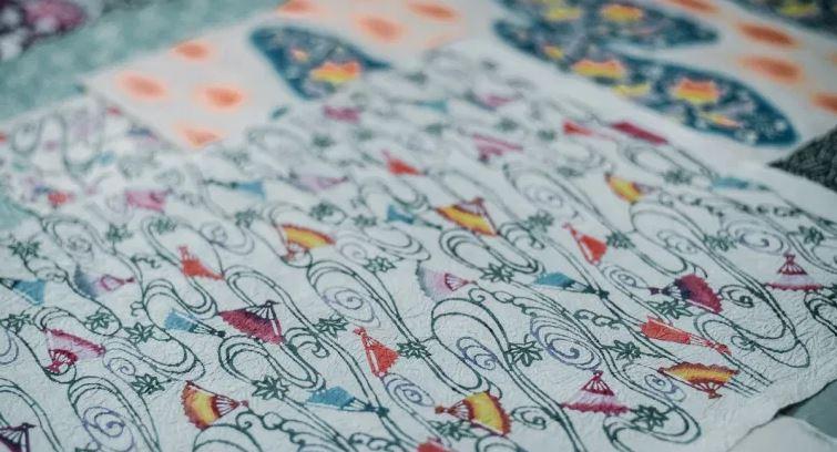 kurotani papier washi