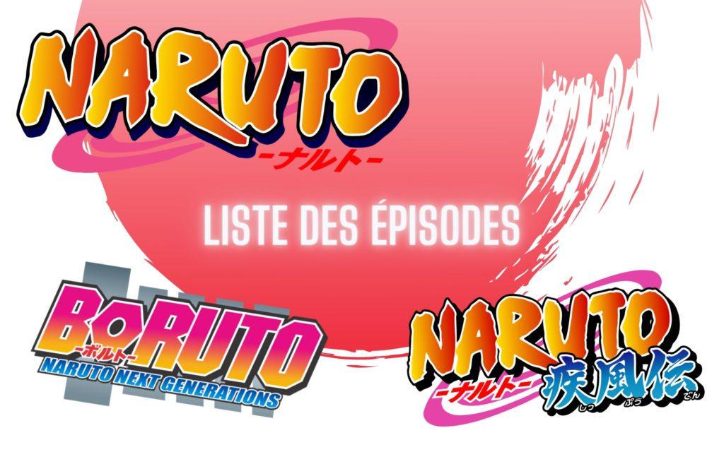 Liste des épisodes de l'anime Naruto Shippuden Boruto oav