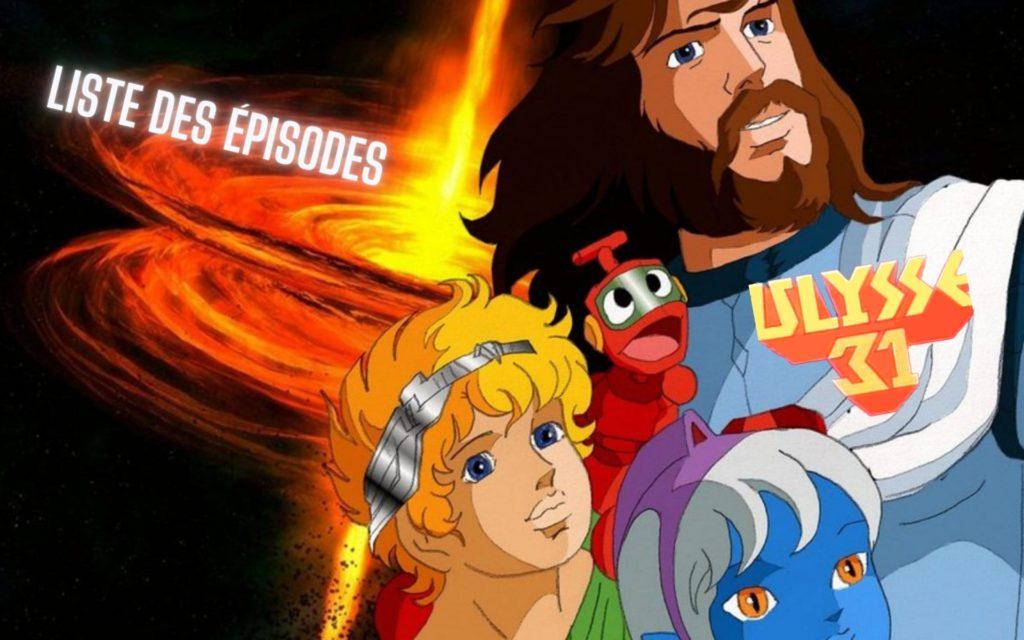 Liste des épisodes de l'anime Ulysse 31
