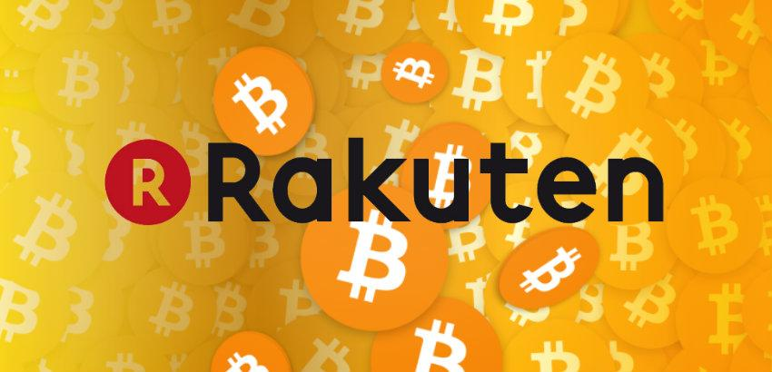 rakuten crypto bitcoin