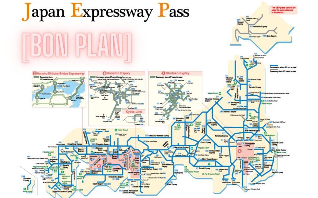 Japan Expressway Pass