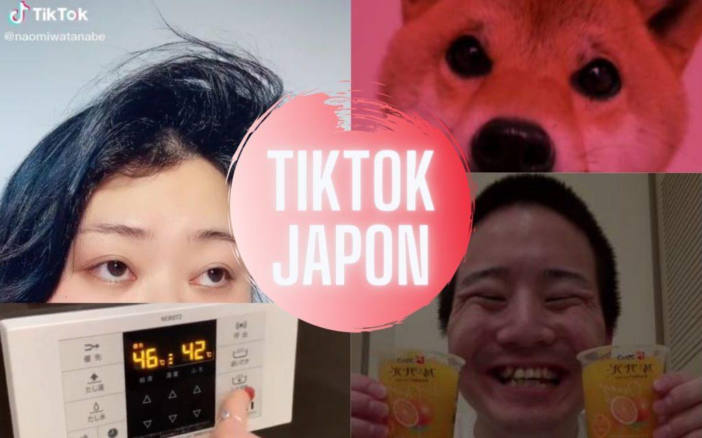 tiktok japonais