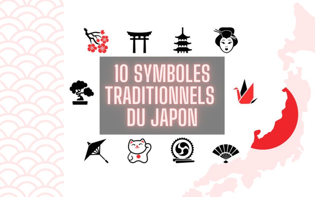 10 symboles du Japon