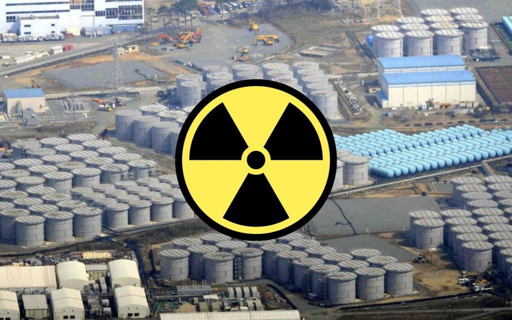 catastrophe de Fukushima eau contaminée