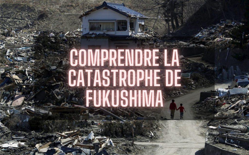 Comprendre la catastrophe de Fukushima – débris et  maison