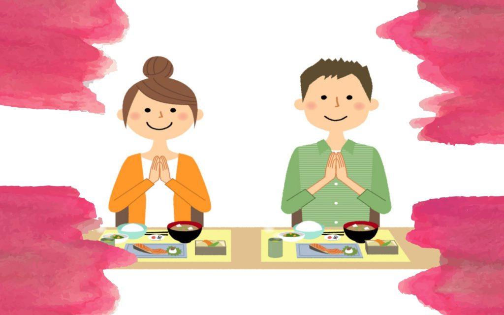 Dire bon appétit en japonais