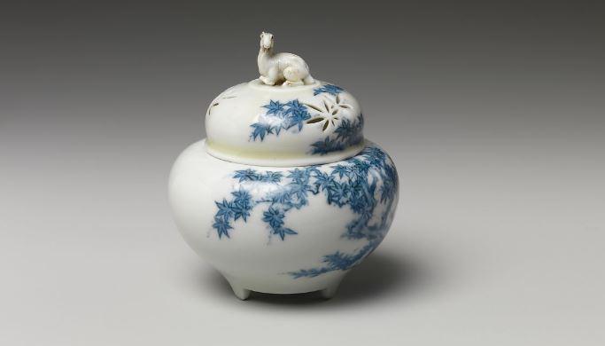 Céramique japonaise époque Edo