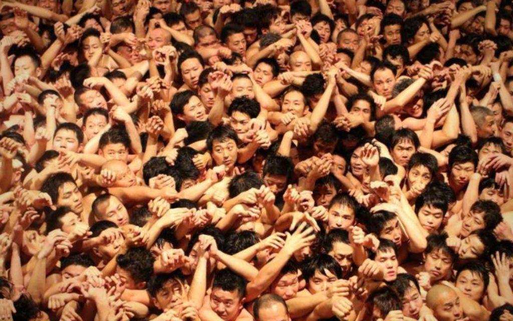 festival de l'homme nu au Japon, Hadaka Matsuri