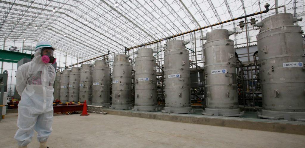 Japon déverse l'eau contaminée de Fukushima dans l'océan