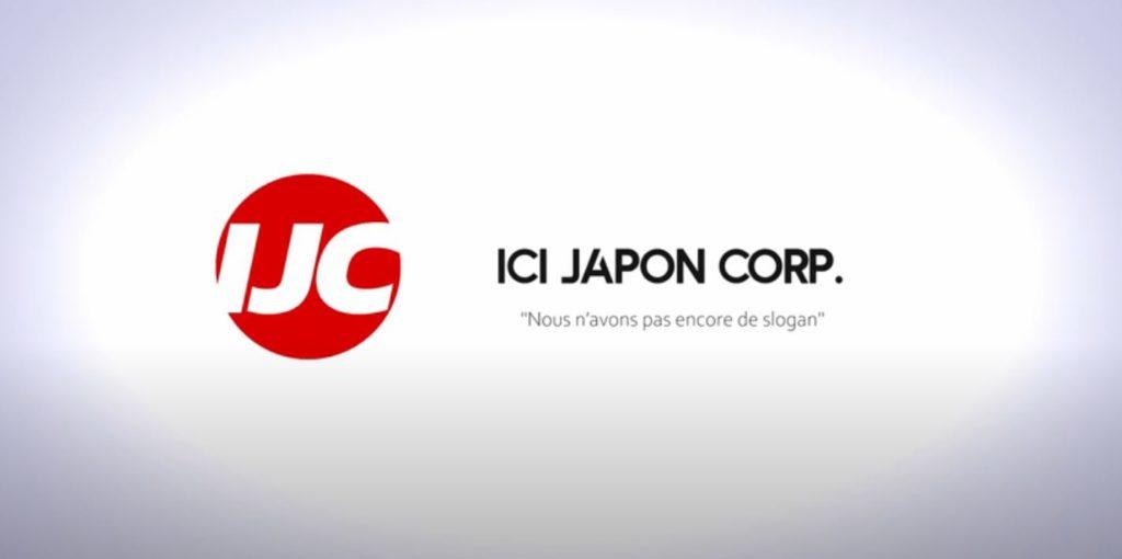 ici japon corp logo