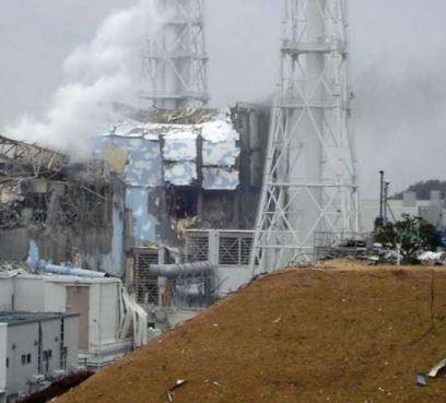 troisième explosion dans le bâtiment du réacteur 2