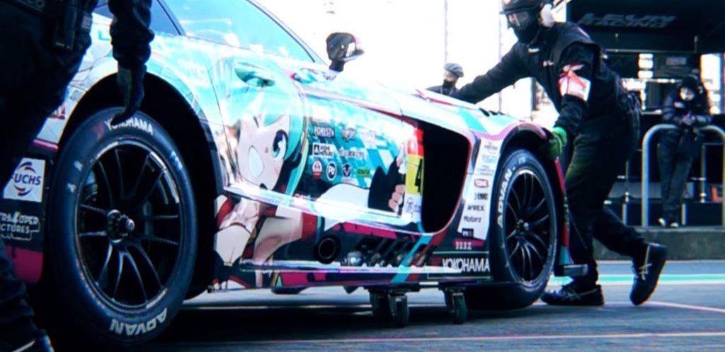 Itasha, le tuning automobile otaku venu du Japon