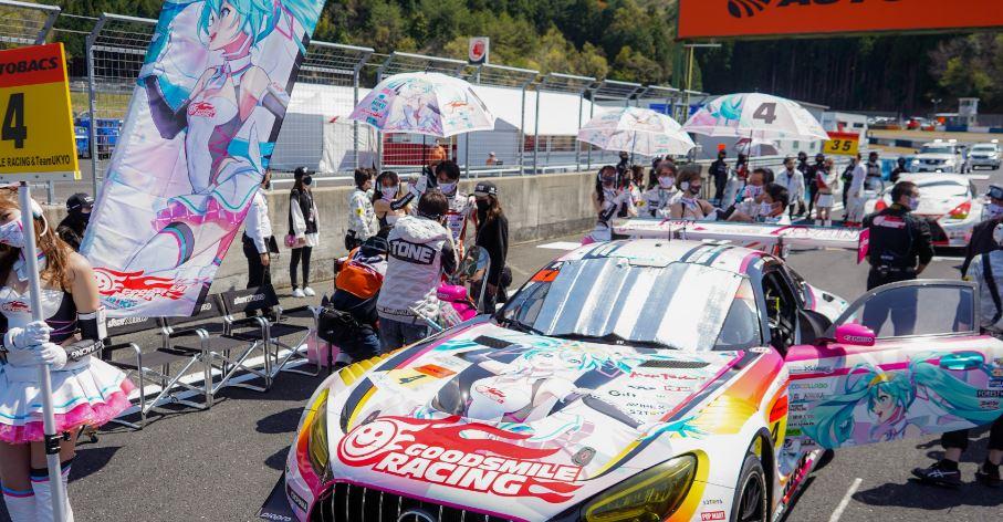 itasha racing