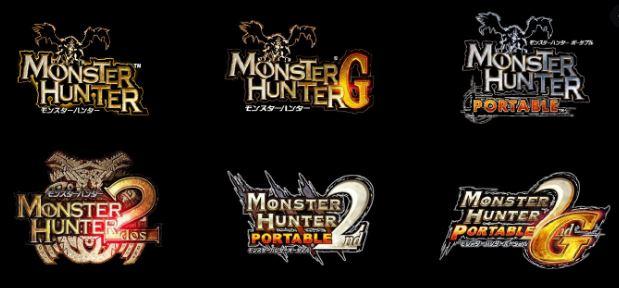 Liste et chronologie des jeux Monster Hunter