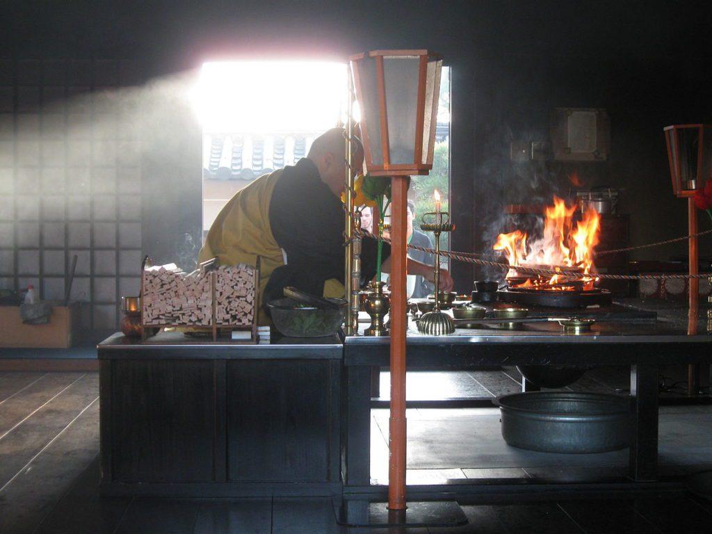 shingon rituel du feu