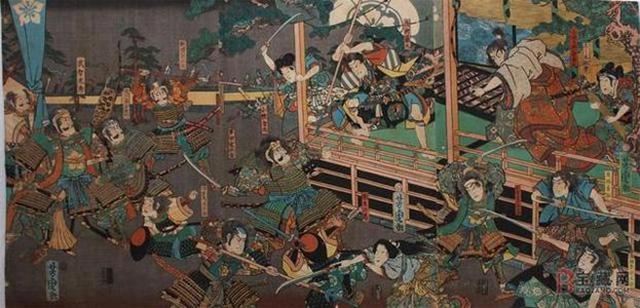 Toyotomi Hideoyoshi clan Chiba
