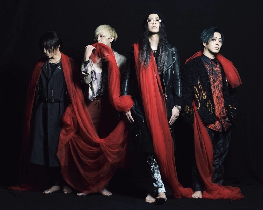 Visual Kei meilleurs albums et groupe mucc