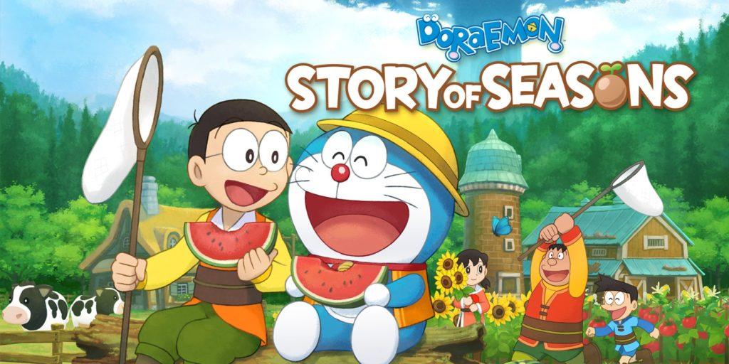 Doraemon Story of Seasons à -75% sur Nintendo Switch