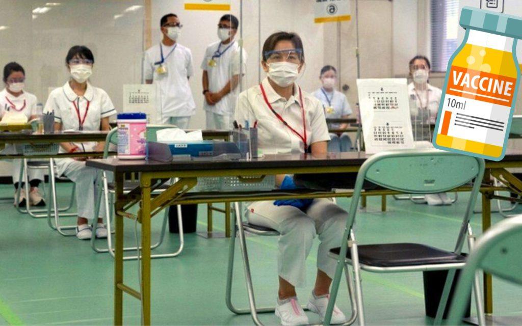Japon commence les passeports vaccinaux et vaccine désormais les personnes âgées de 18 ans et plus